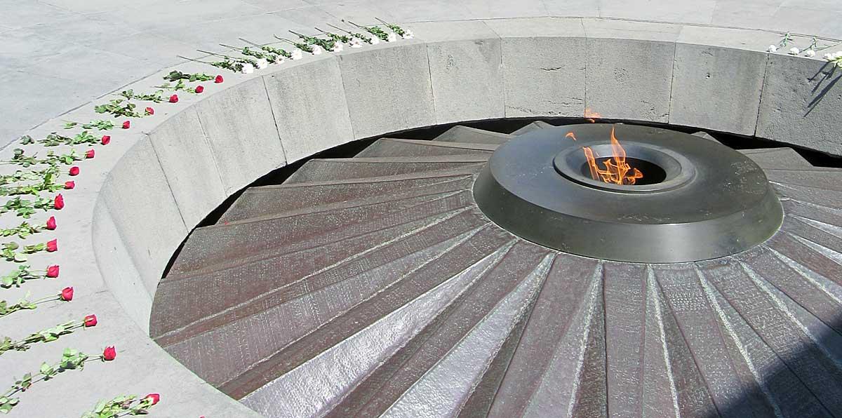 Genocidememorial Yerervan