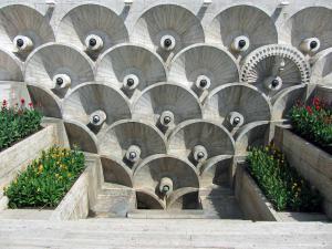 Yerevan Cascade 2059