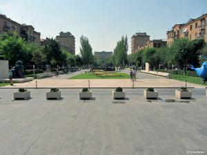 Yerevan Cascade 2060