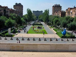 Yerevan Cascade 2061